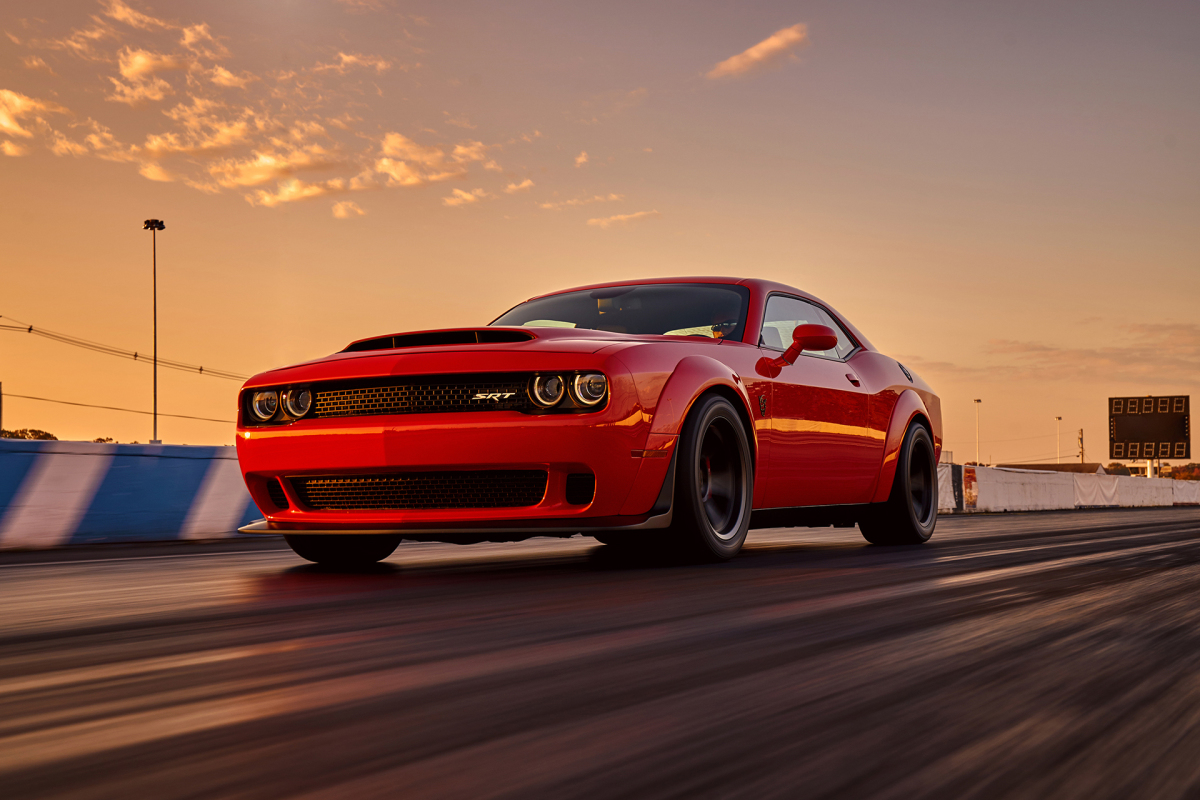 Believe The Hype: Dodge Builds An 840hp Demon