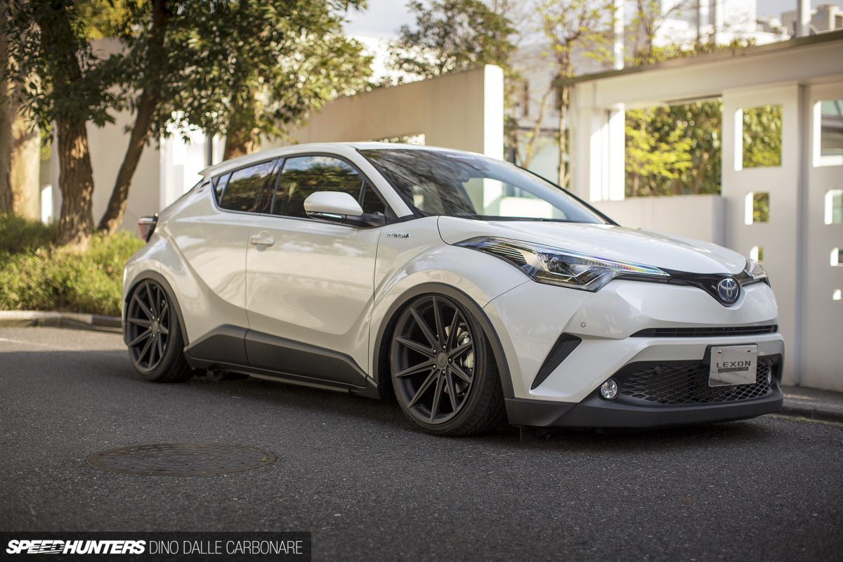 Urus Lamborghini >> Slamming The Toyota C-HR - Speedhunters