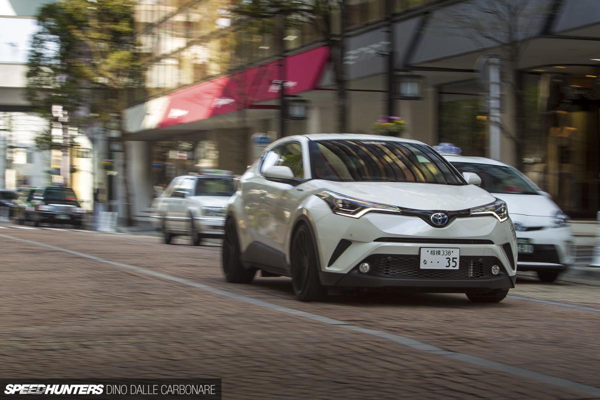 Slamming The Toyota C Hr Speedhunters