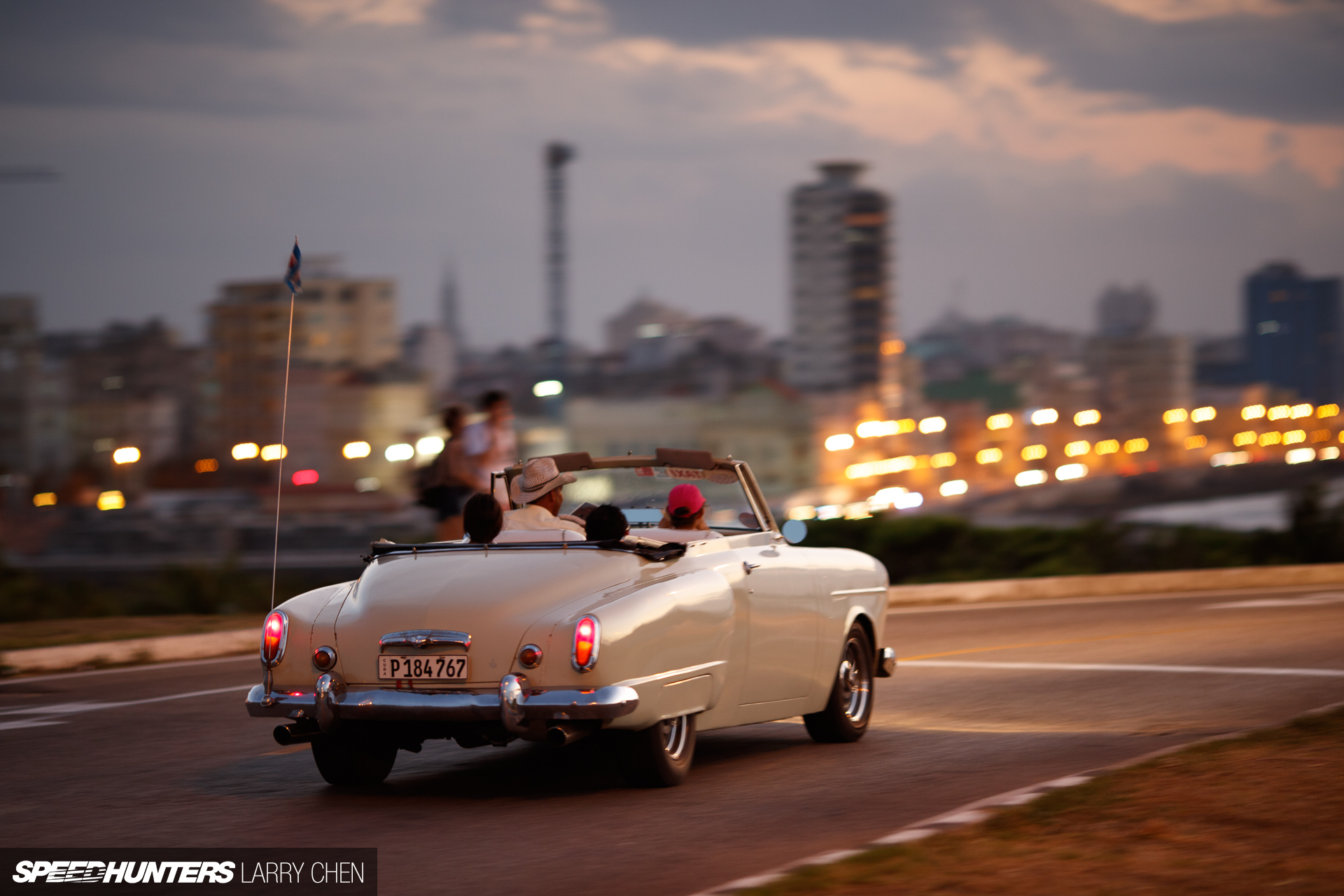 Car Life On The Streets Of Havana