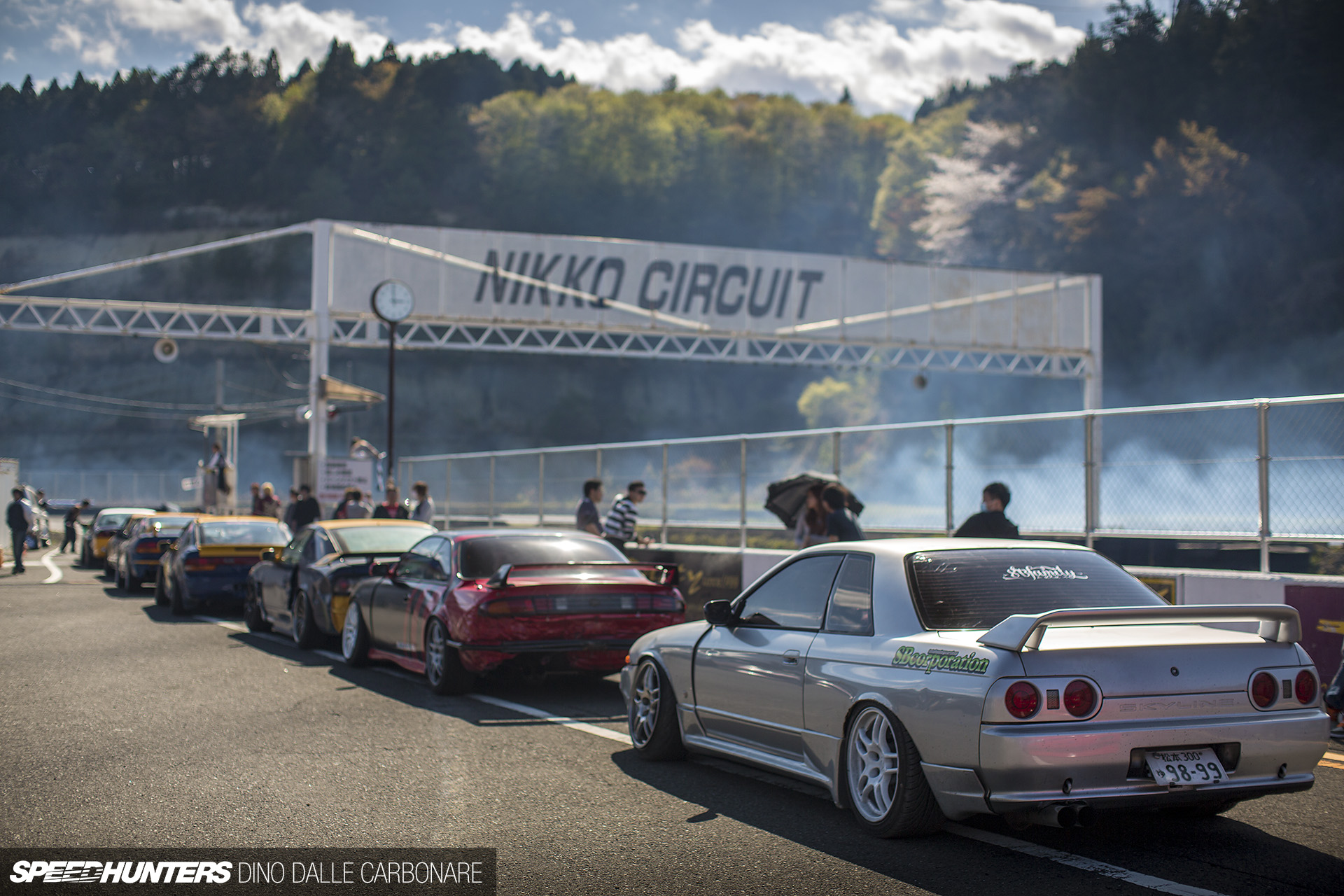 Drift Mayhem At N-Style's Black Mark Day