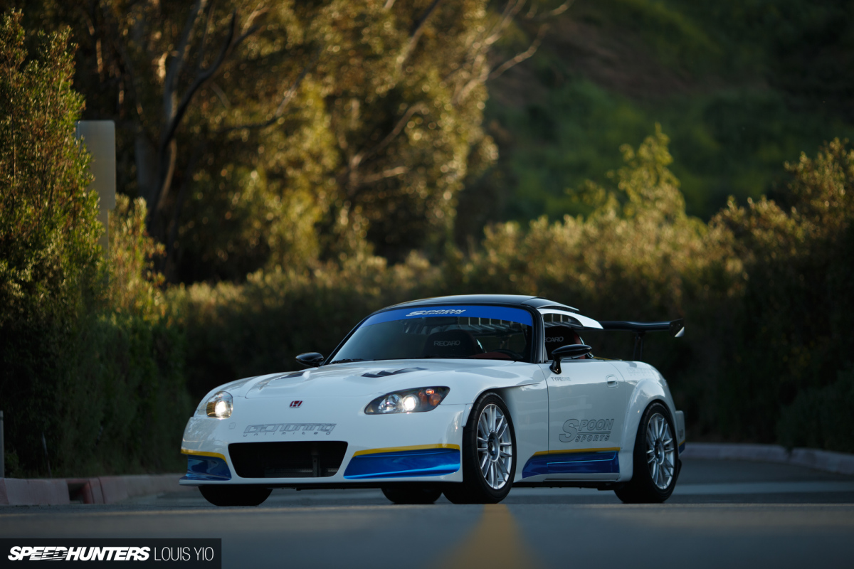 A SpoonFull Of S2000  Speedhunters