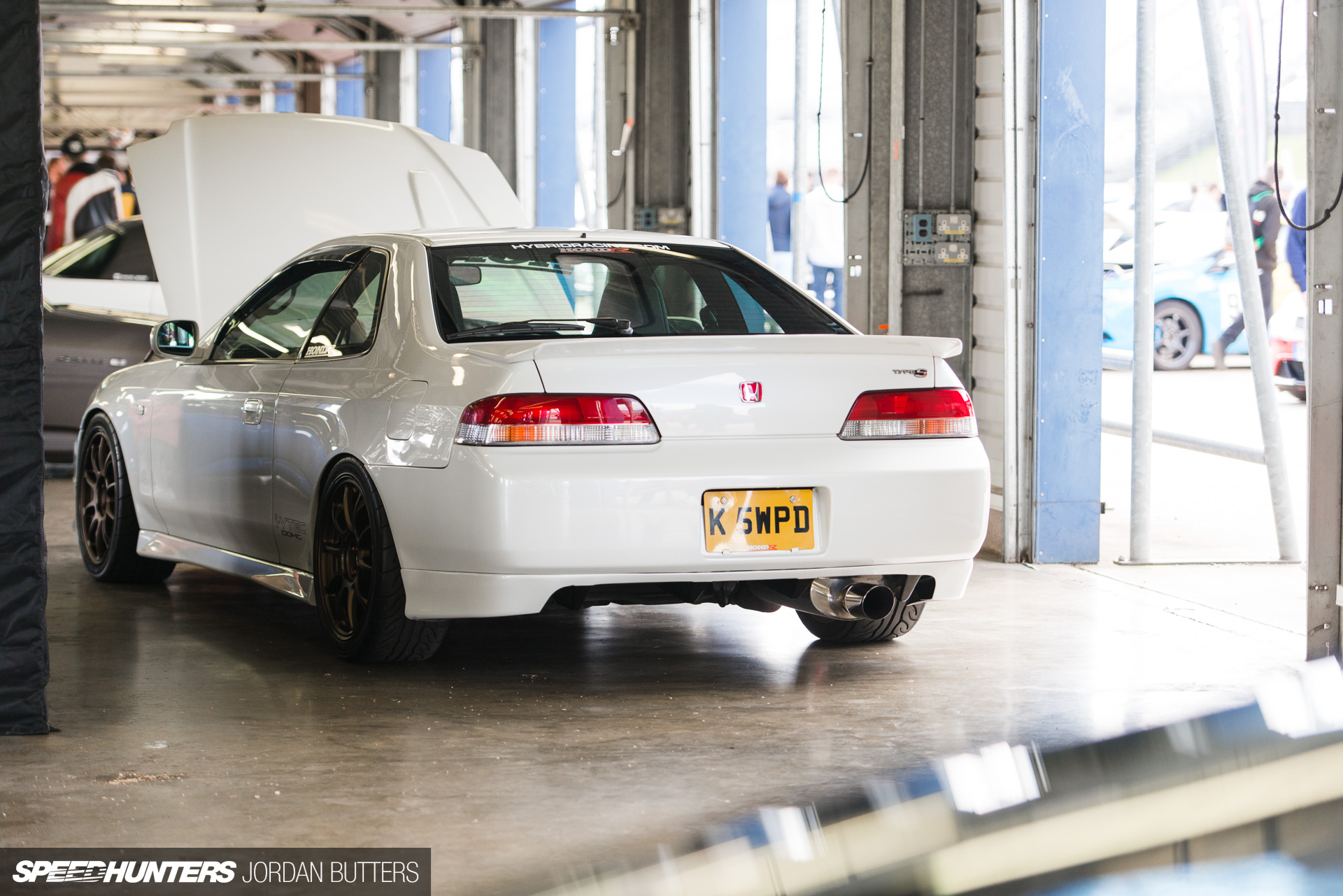 The Missing Prelude Type R Speedhunters