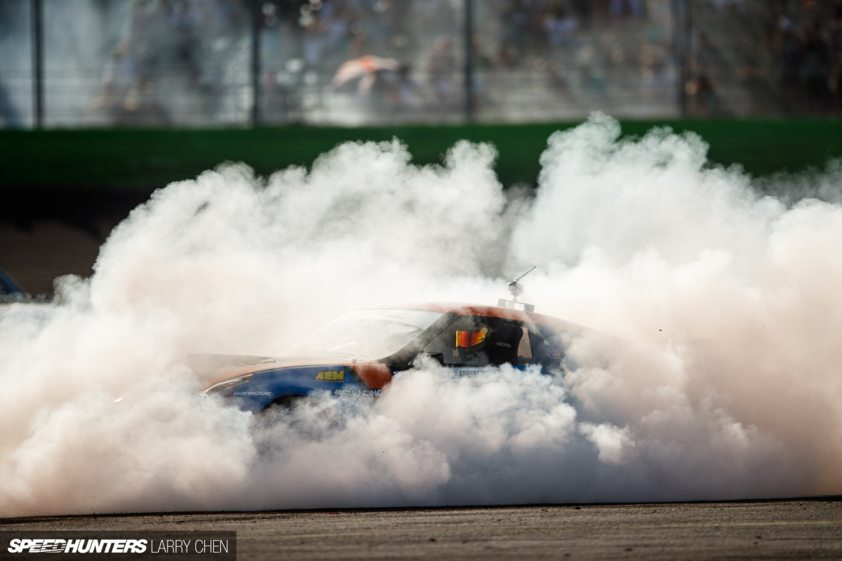 Moments In Time: Smoke Screen Engaged