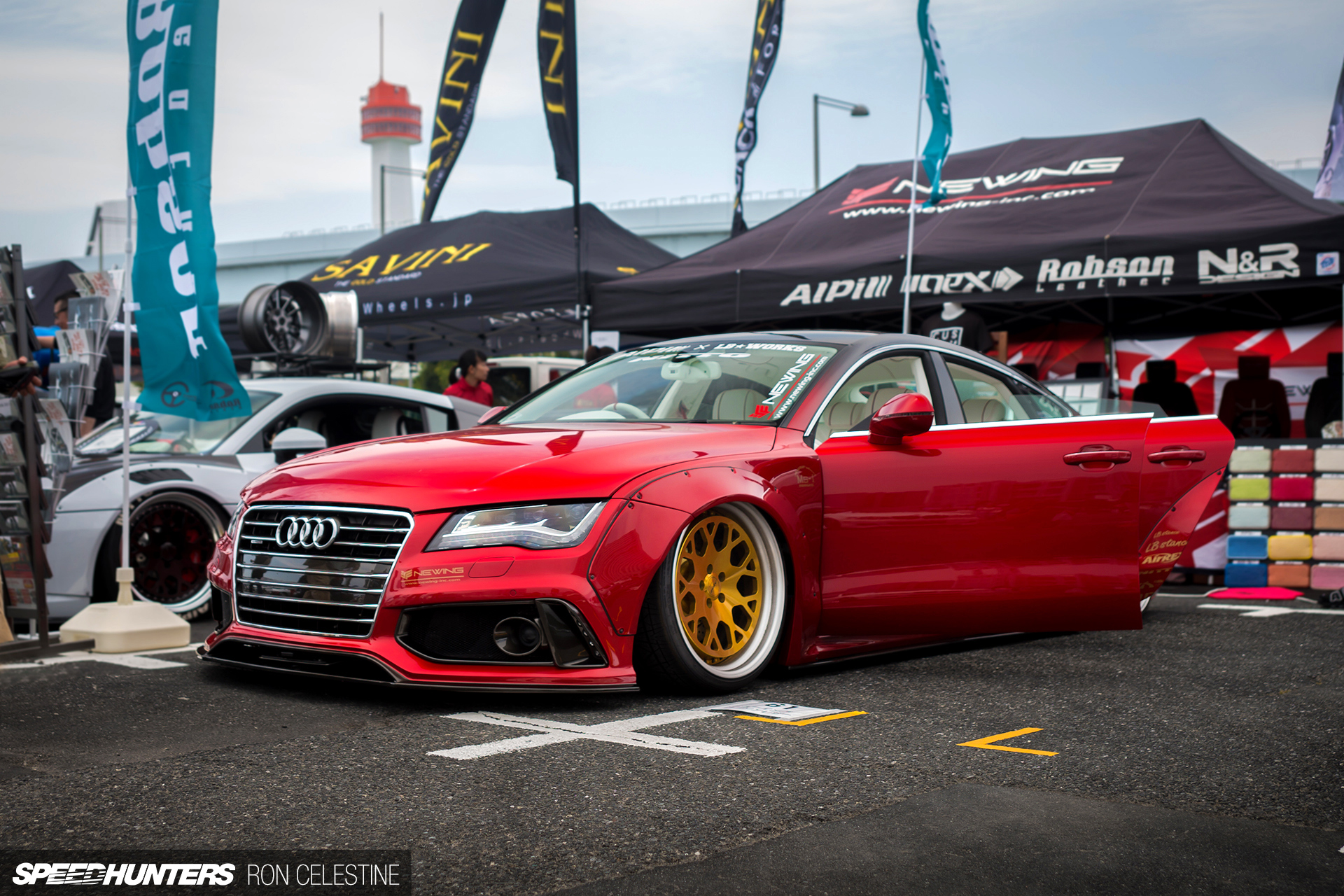 Creating Art With An Audi A7 Sportback Speedhunters