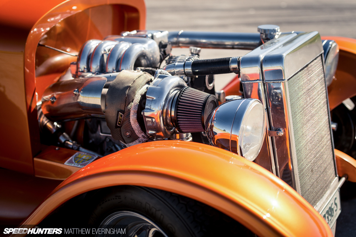 A Fresh Spin On Hot Rodding