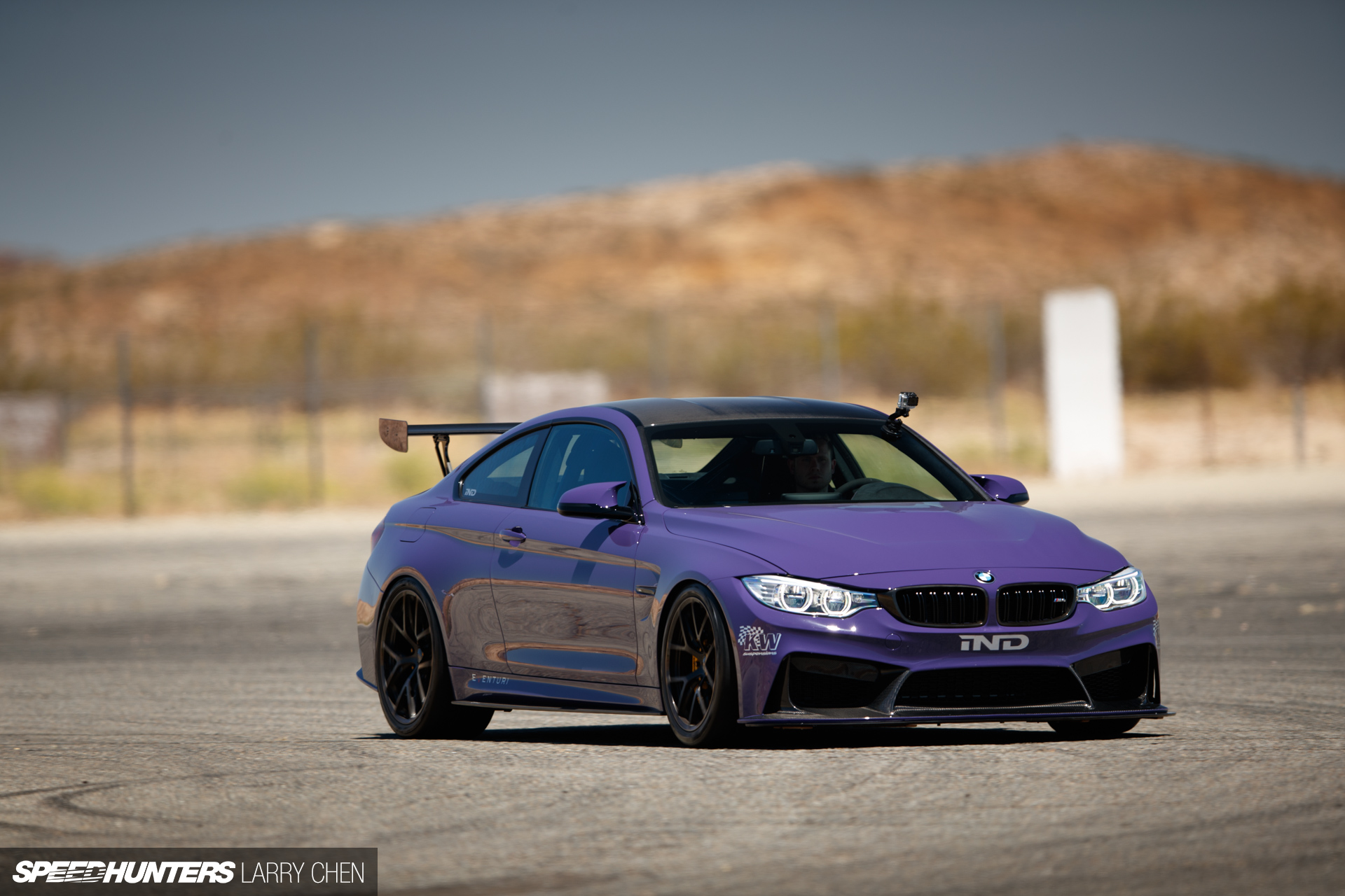 A Melting Pot Makes For Better Results: IND'sM4