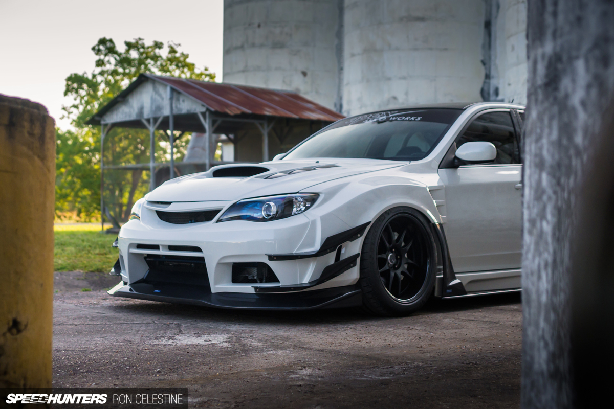 widebody subaru wrx images galleries with a bite. Black Bedroom Furniture Sets. Home Design Ideas
