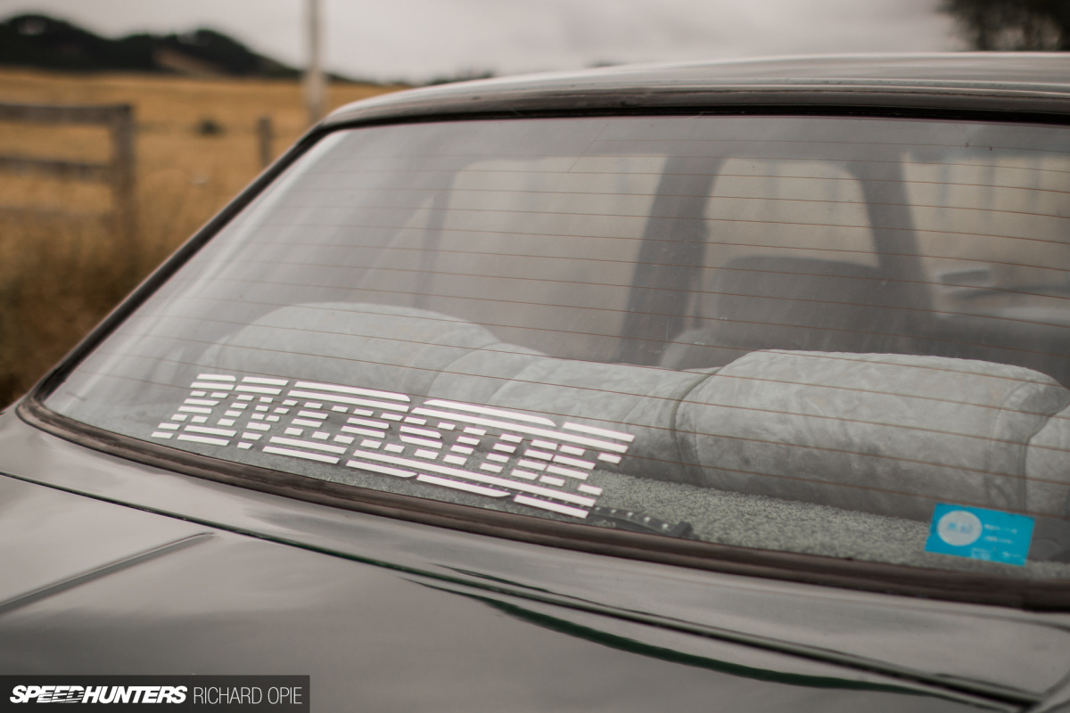 Rolling A Double Six: The V12 Toyota Mark II - Speedhunters