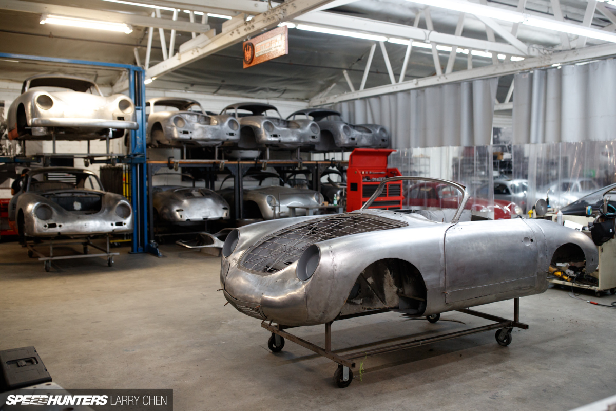 Porsche Hot Rodder: The Rod Emory Story - Speedhunters