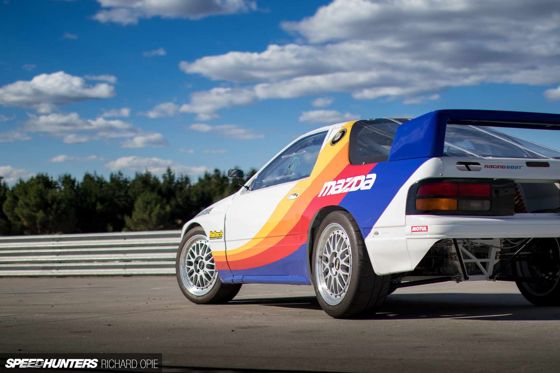 Resurrection: The Pikes Peak 20B 4WD RX-7