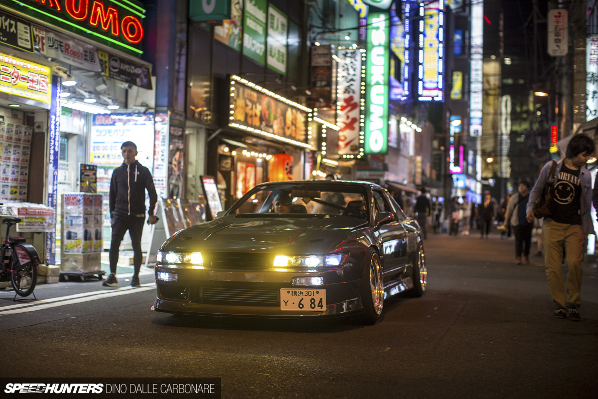 Keeping The Dream Alive: A US-Bound Silvia S13