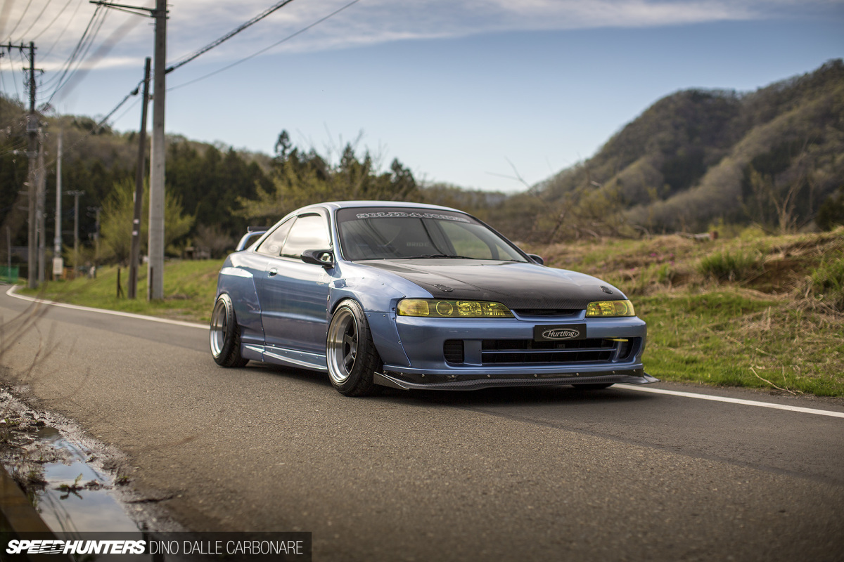 Reinventing The DC2 Integra Type R