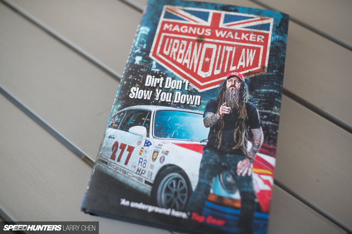 Urban Outlaw: Dirt Don't Slow YouDown