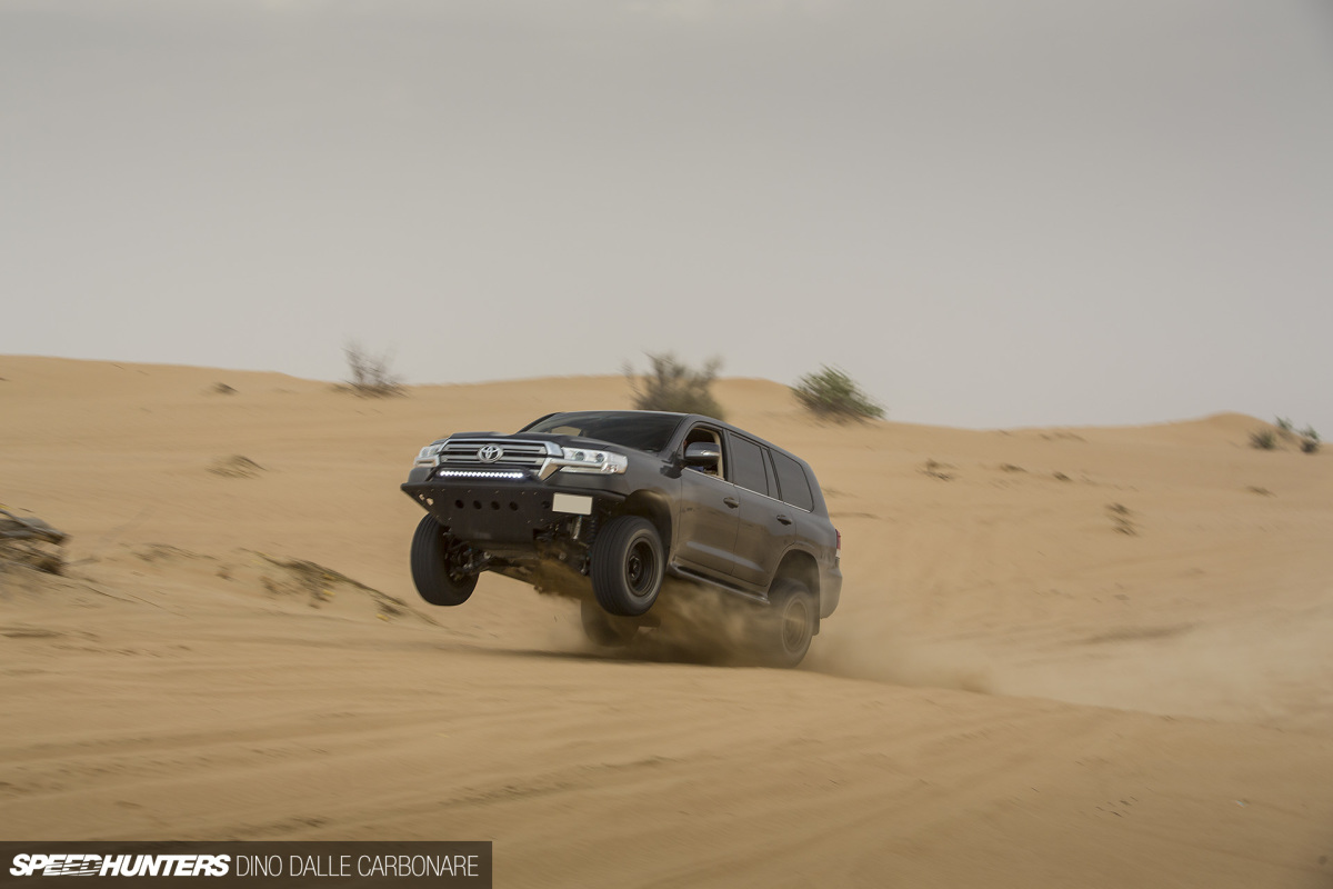 Sun, Sand & SUVs: Dune Huntin' InDubai