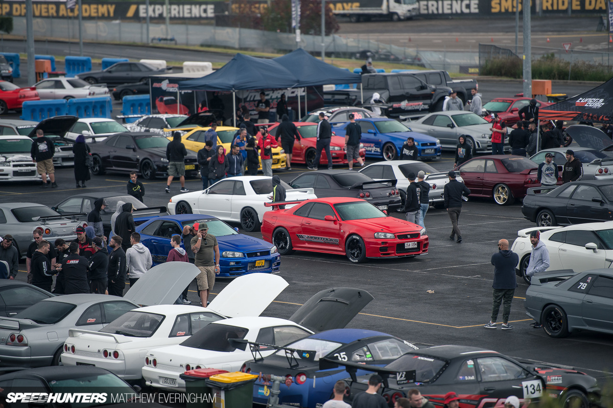 Hail To The King: Australia's GT-R Festival