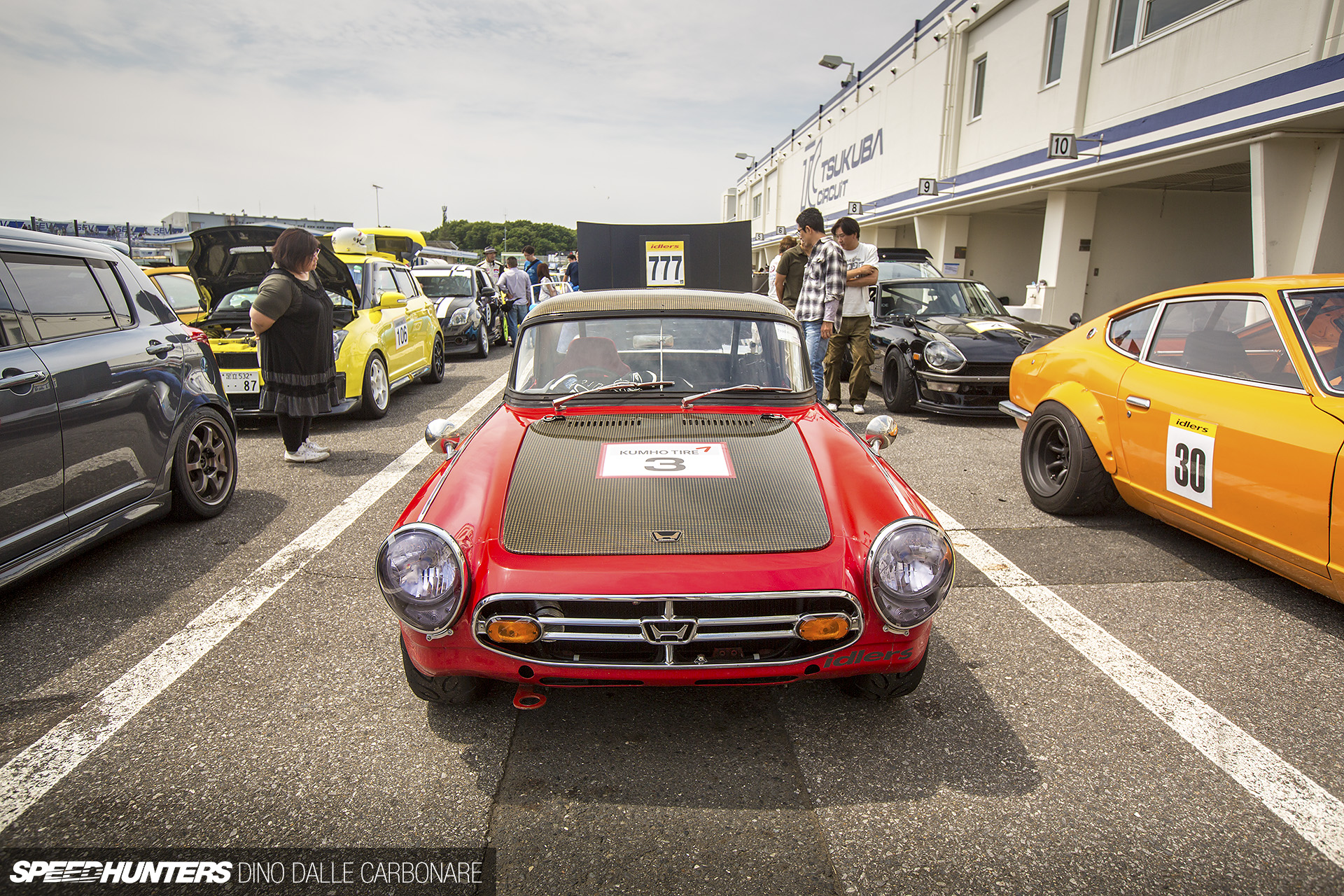A Honda S800 Like You've Never Seen Before