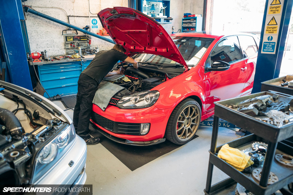 Project Gti The Game Changer Speedhunters Wiring Diagram Rev Limiter Vw Golf 2017 Integrated Engineering Install Regal Autosport By Paddy Mcgrath 34