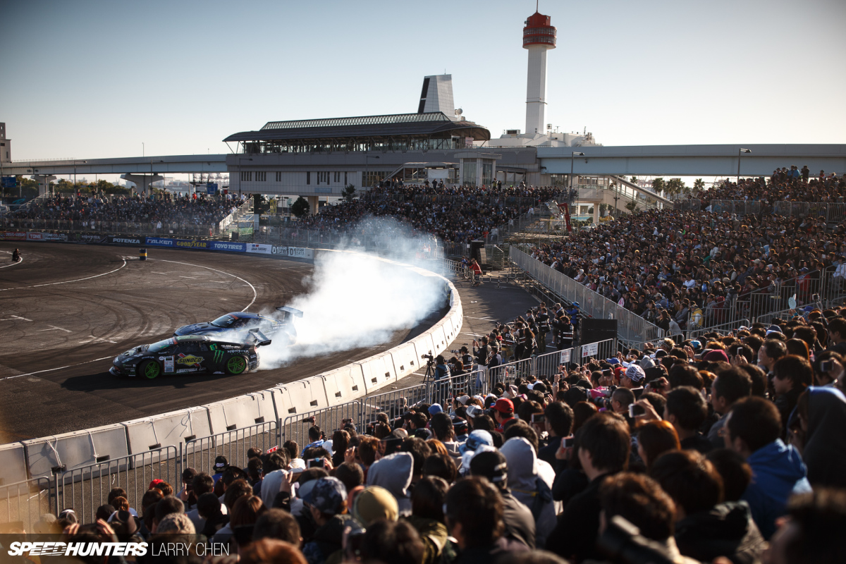 FIA Introduces The Intercontinental Drifting Cup