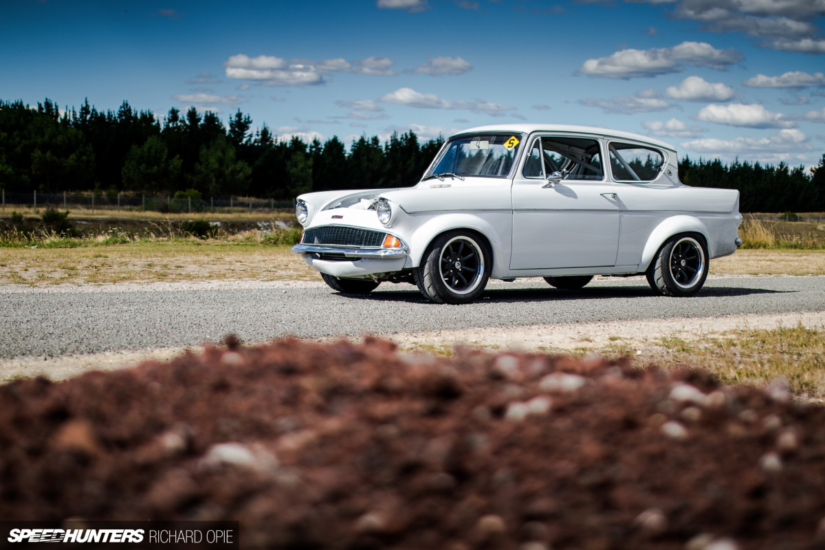 Turbo Rotary + Small Ford = The Ang-ria
