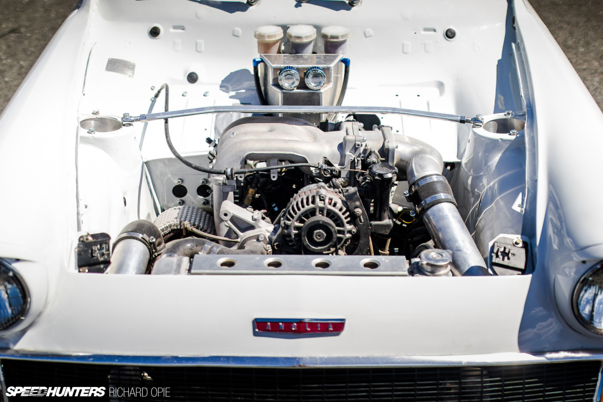 Turbo Rotary  Small Ford  The Angria  Speedhunters
