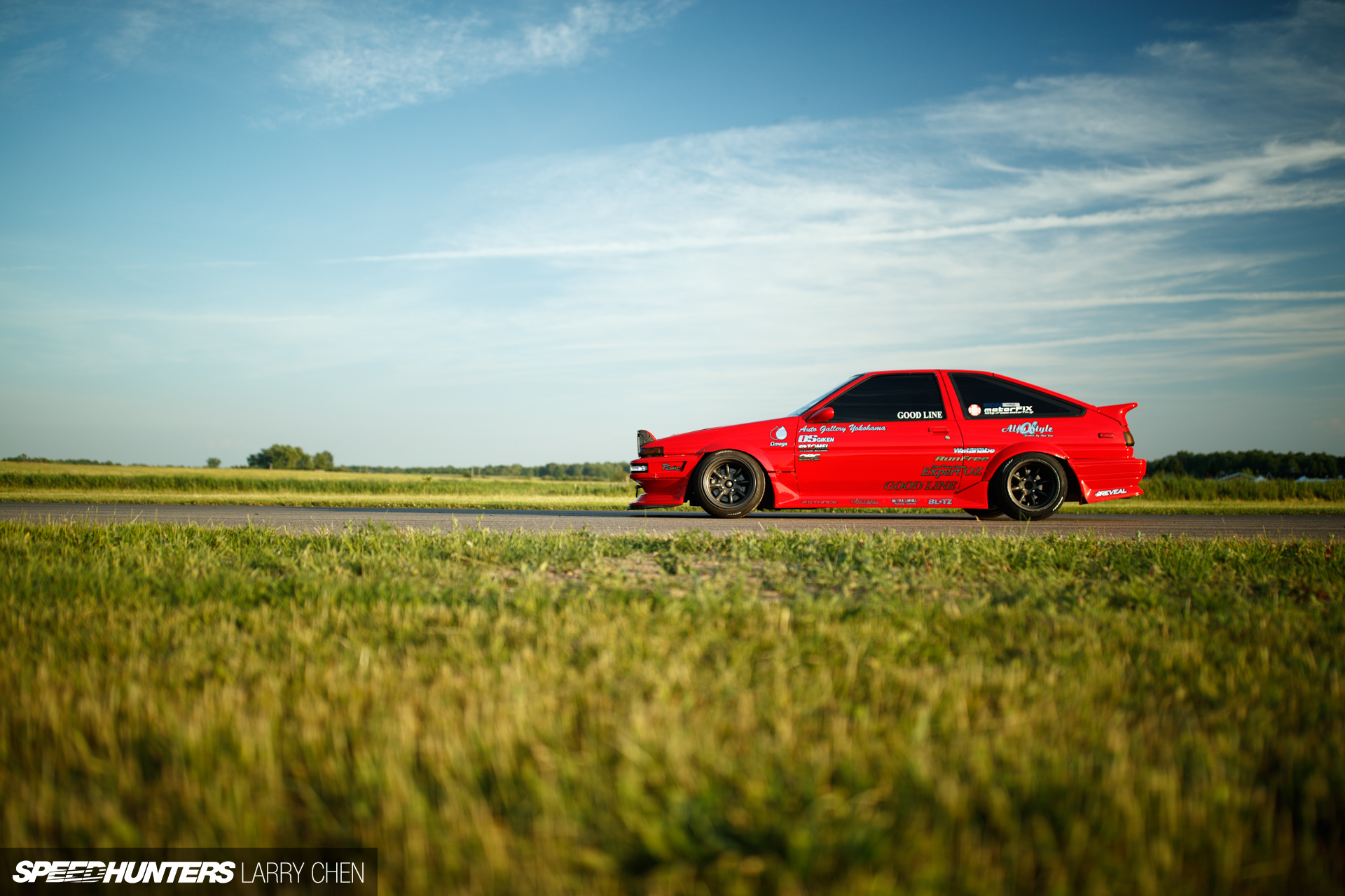 A Pure Drift AE86