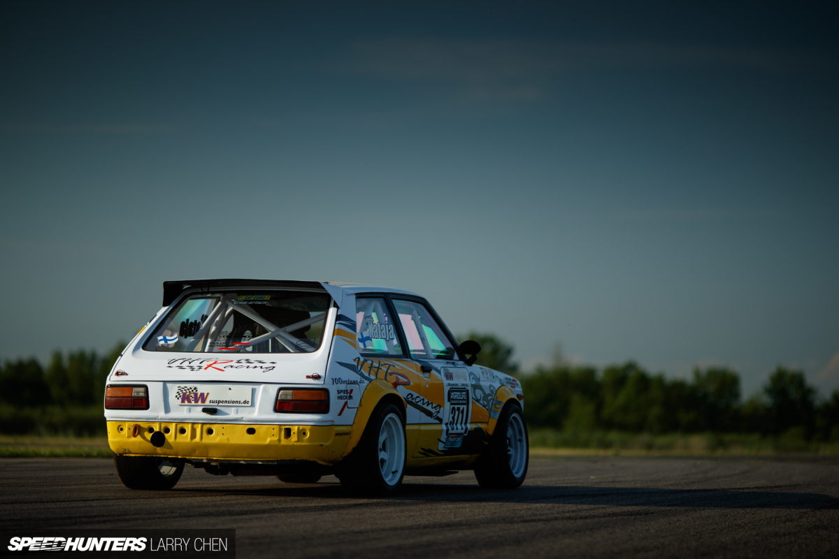 Shooting Starlet: 11,000rpm In A ToyotaKP62