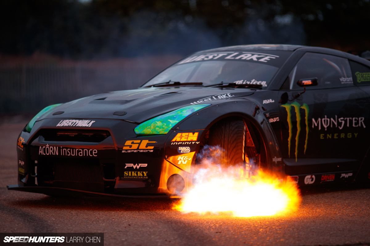 Battle Ready: Baggsy's 1200hp LSX Turbo GT-R