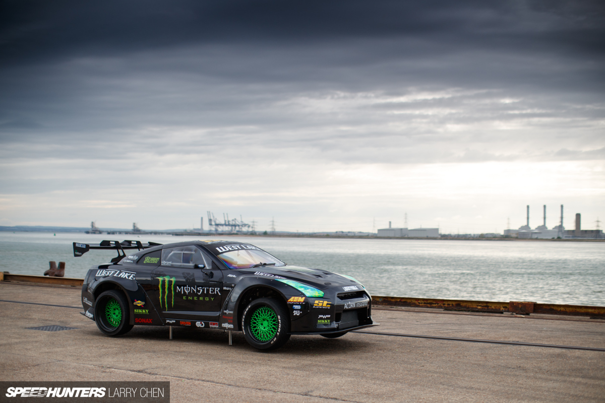 Battle Ready Baggsy S 1200hp Lsx Turbo Gt R Speedhunters