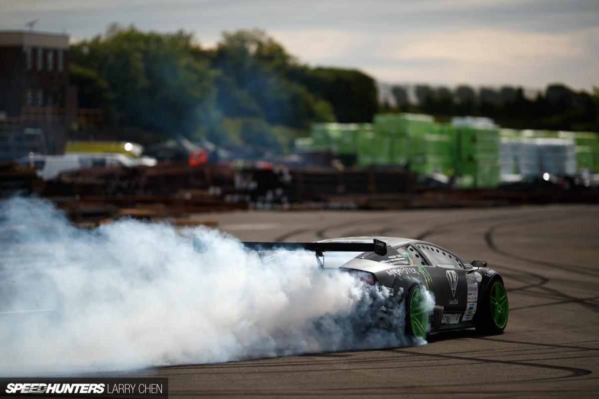 Behind The Scenes Of Battle Drift Speedhunters