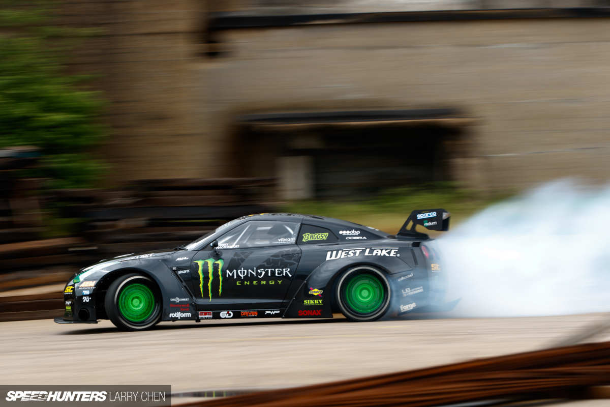 Behind The Scenes Of Battle Drift Speedhunters
