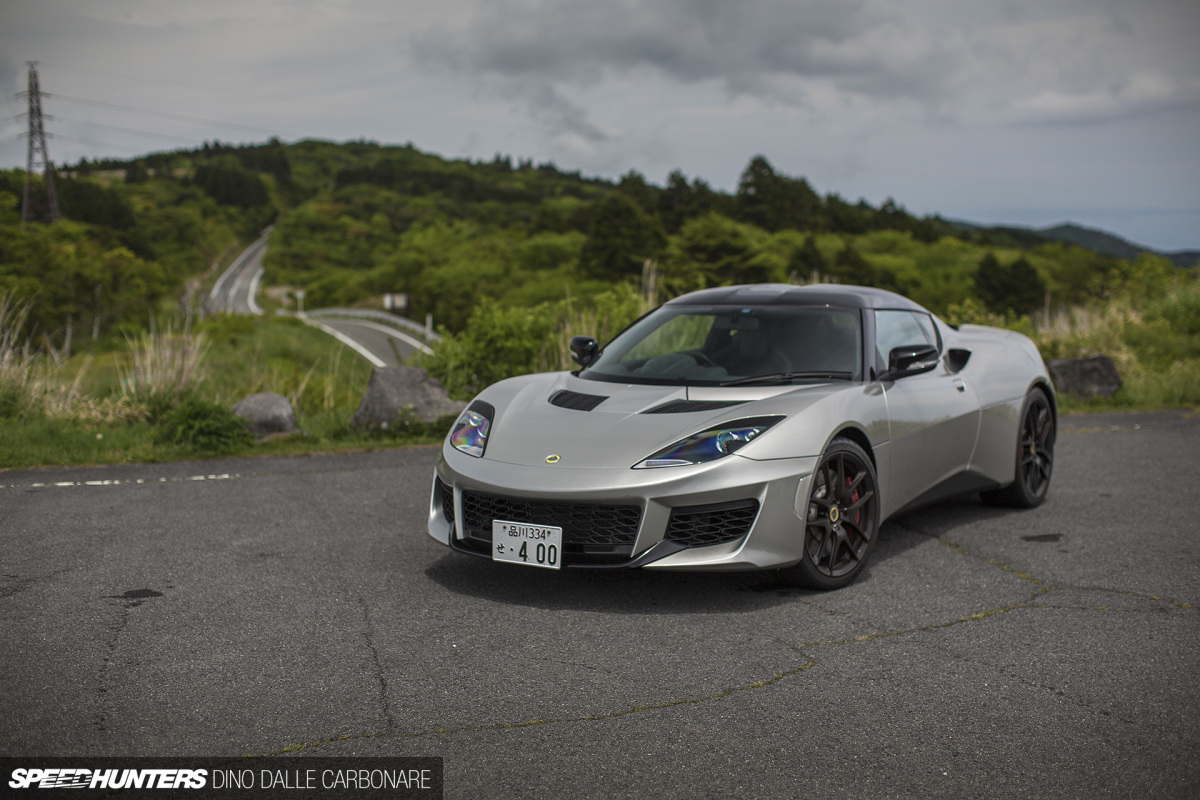 Expanding On Lotus-ness: Driving The Evora 400