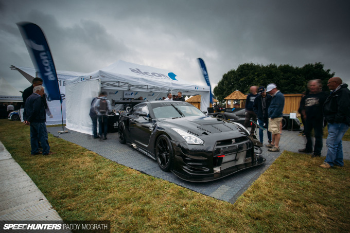 2017 Goodwood Festival of Speed Speedhunters Stopping Time by Paddy McGrath-16