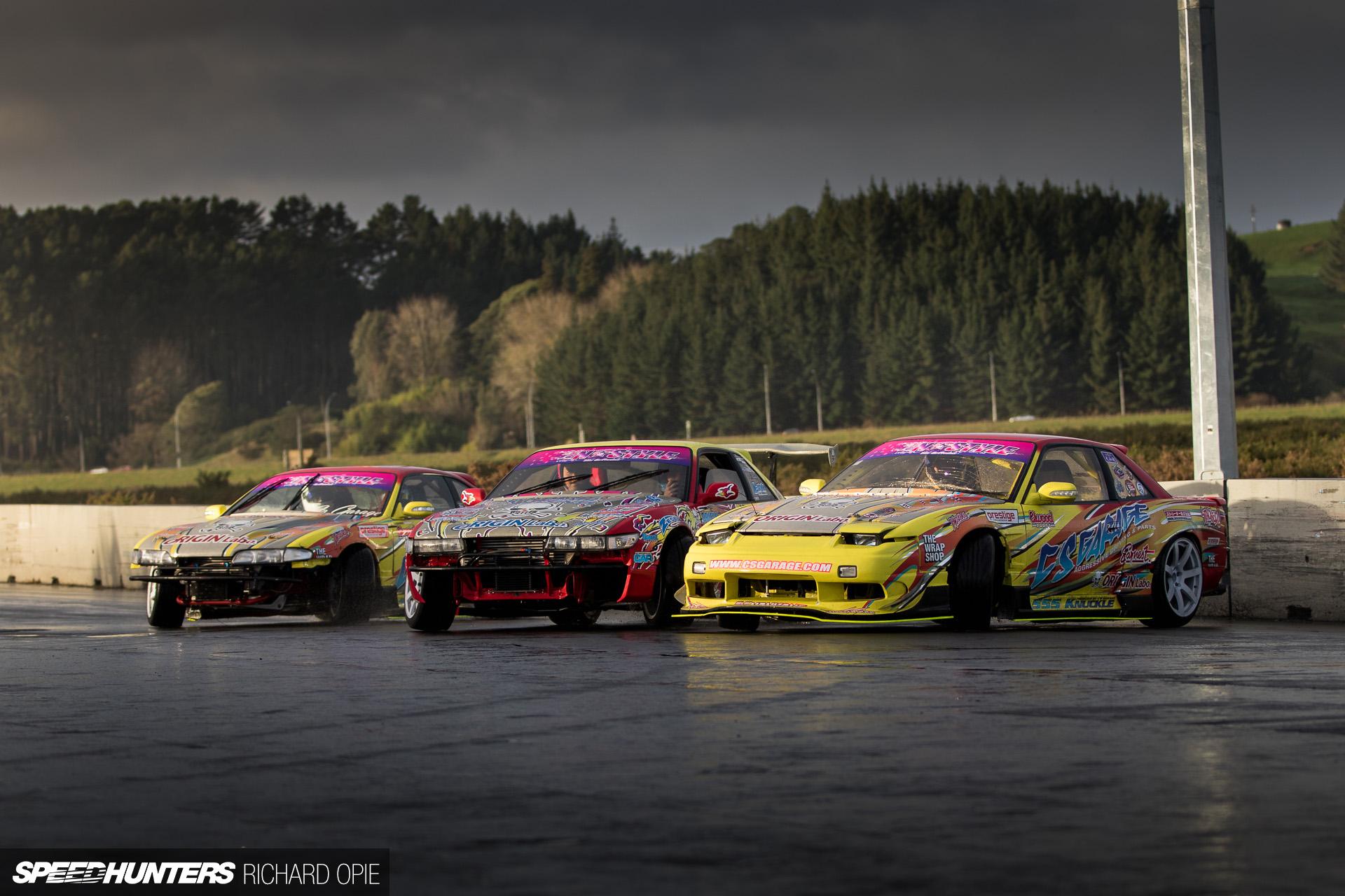 A Cultural Drift Exchange Speedhunters