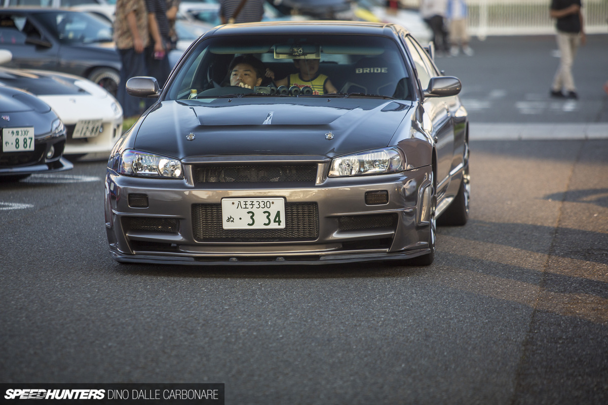 What's An R334 Skyline GT-R?