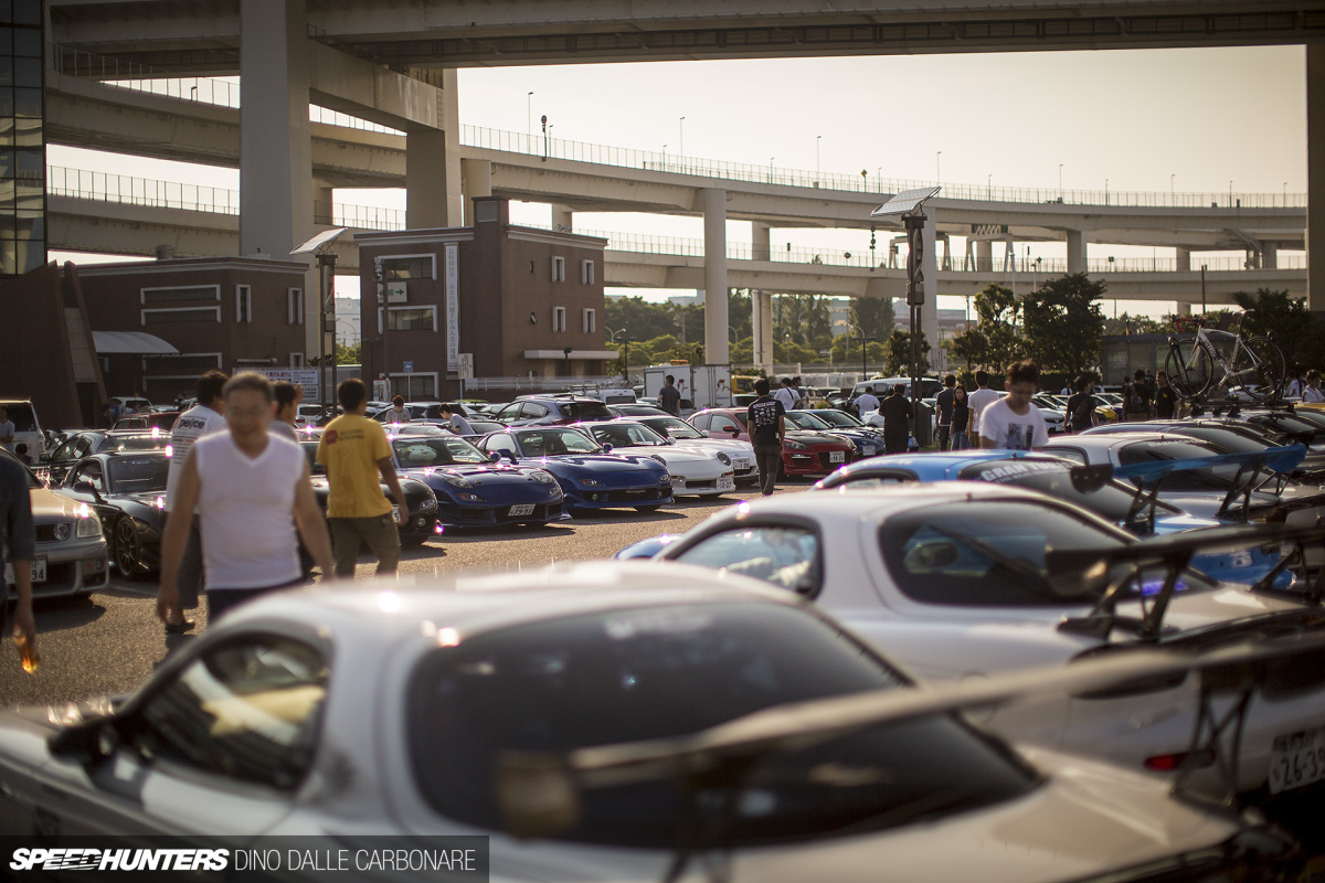Rotary Overload At 7'sDay