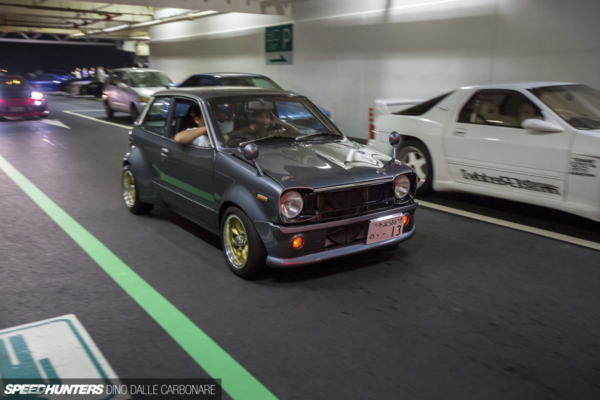 En Chantez: Not Your Average '70s Kei Car