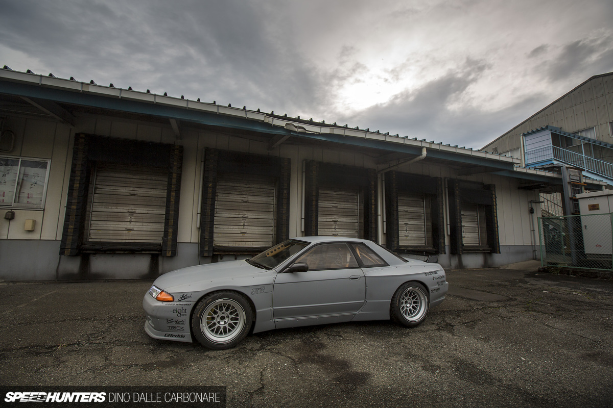 The $133,000 GT Zero: An R32 GT-R Reimagined