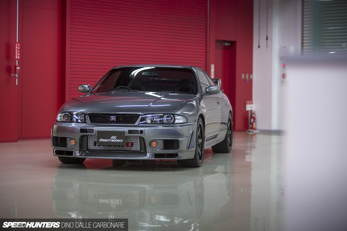 Nismo's Ultimate Street-Spec R33 Skyline GT-R