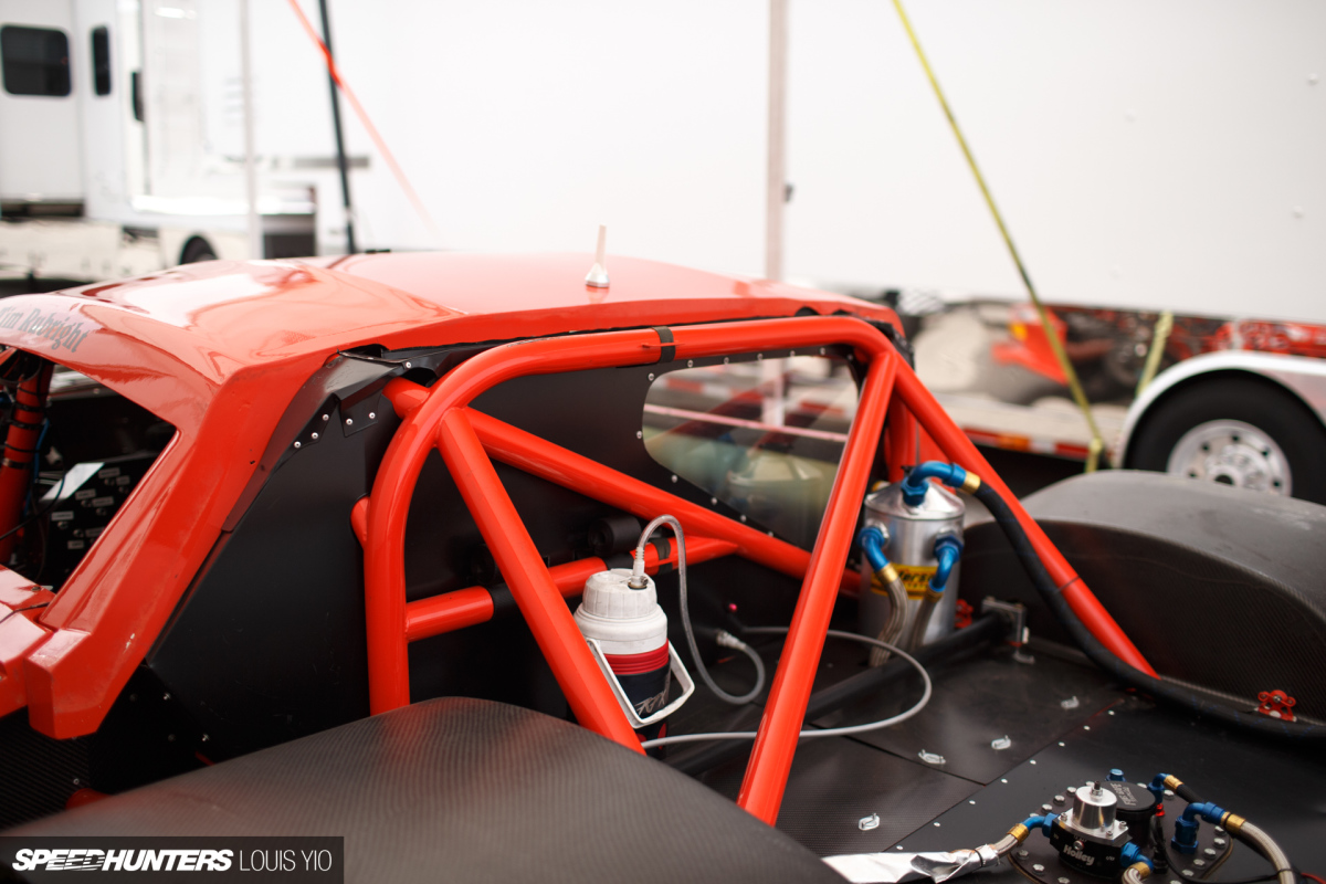 How To Choose The Right Roll Cage For Your Car Speedhunters Totron Dual Light Bar Wiring Harness 2 Bars 1 I Do See A Place Bolt In As An Intermediate Step Between No Additional Over Crash Protection And Full Says Kent