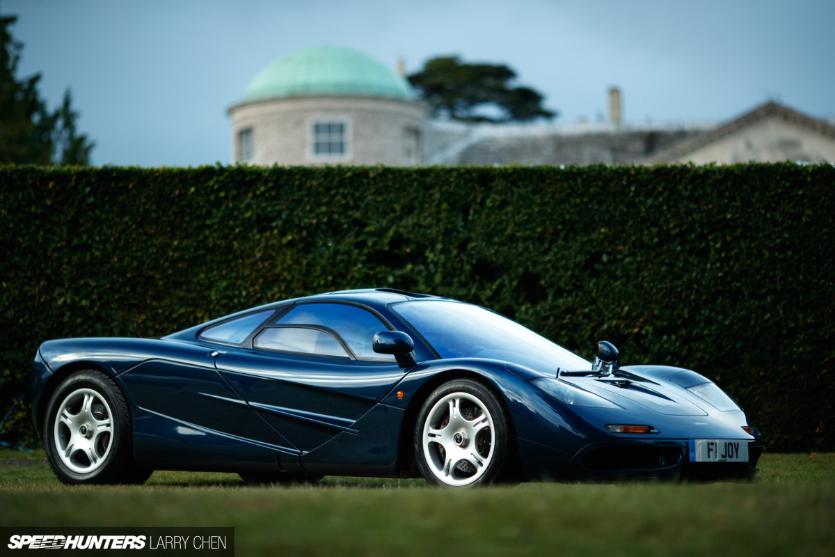Goodwood Festival Of Speed: Through My Lens