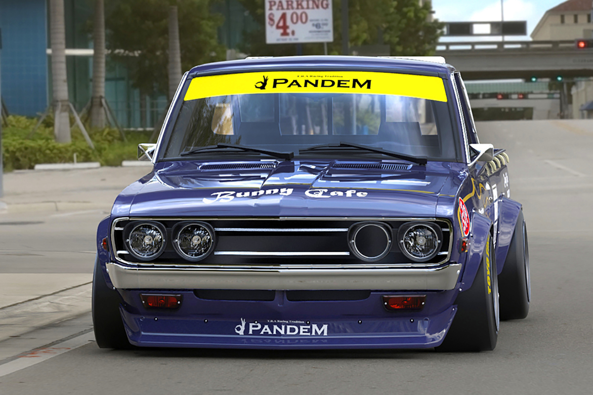 76 datsun pickups for sale the datsun 620 is one of the most beautiful - Pandem_datsun620_1n