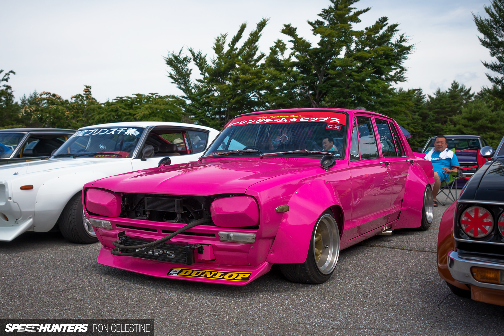 The Pink Menace A Bosozoku Skyline Speedhunters