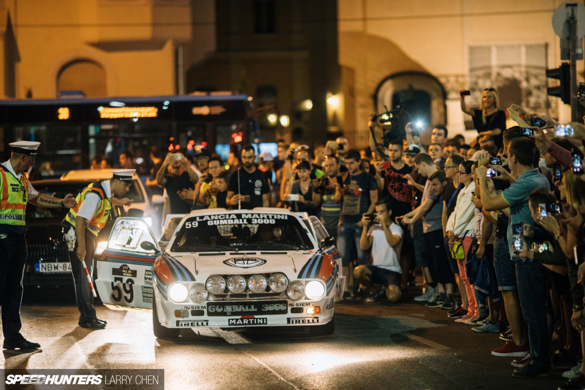 Gumball 3000: Drive All Day, Party All Night