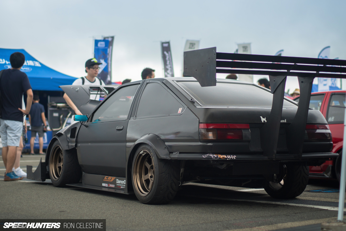 The Carbon Junkie AE86
