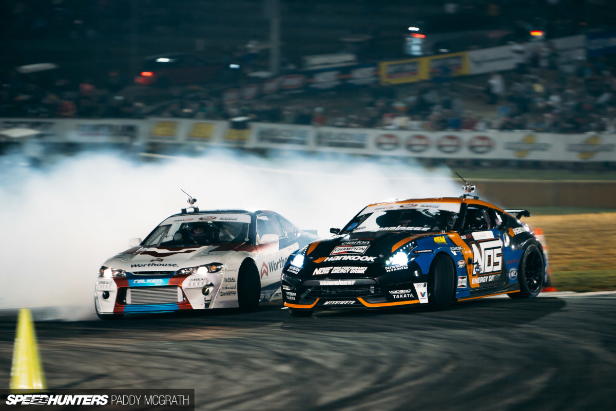Formula Drift To Work With IDC & BDC