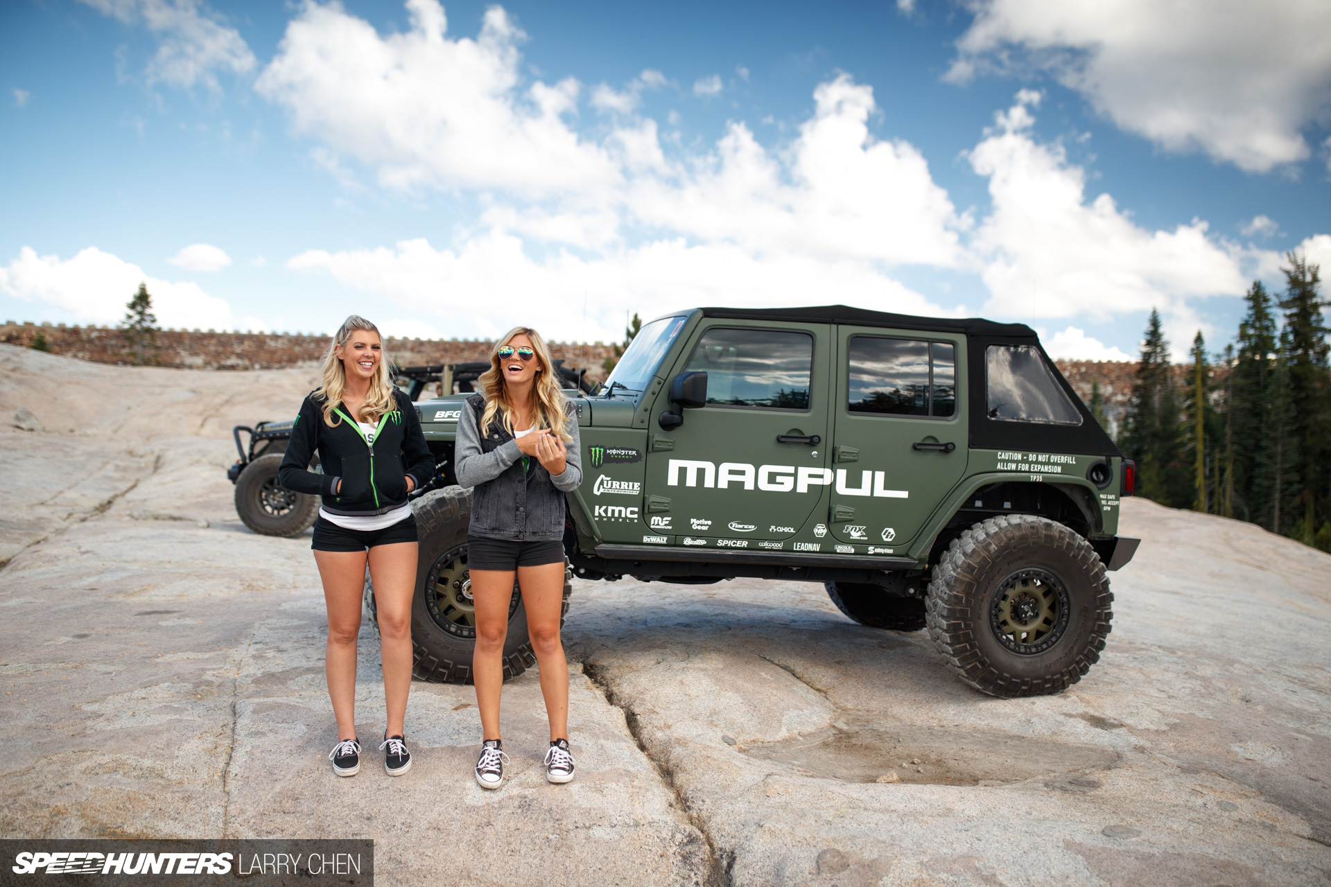 Off Road Adventuring On The Rubicon Trail Speedhunters