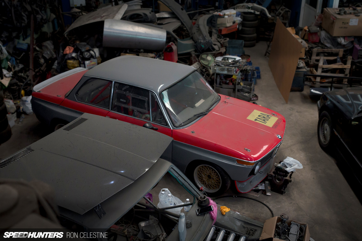 Building BMWs In The Heart Of Bangkok