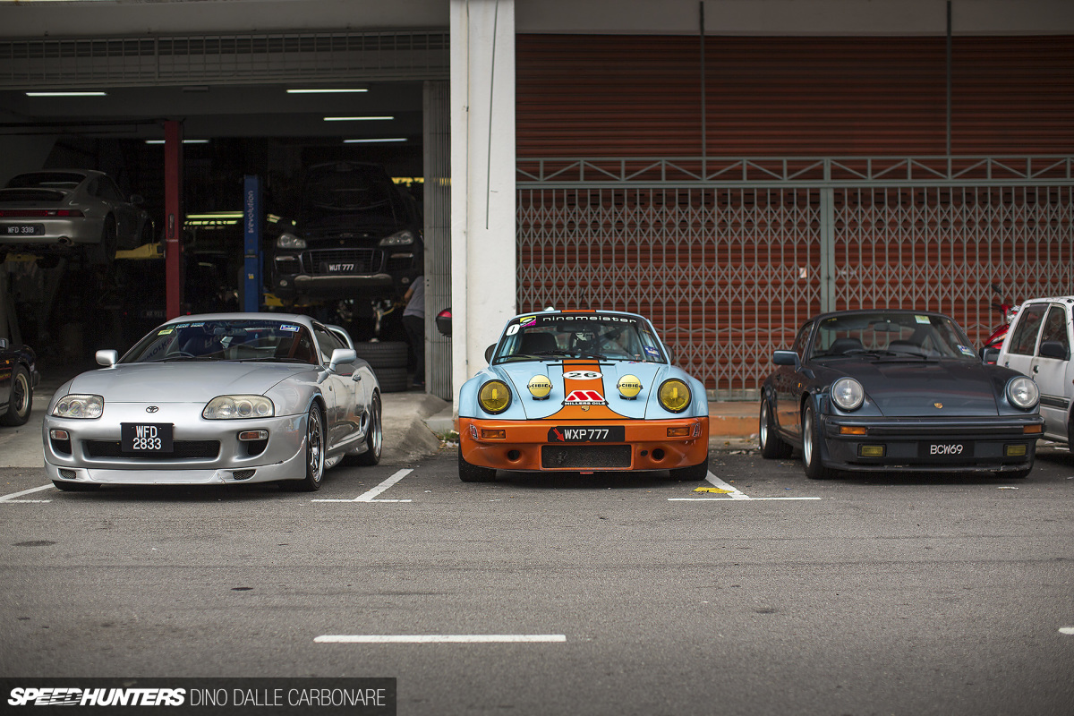 One 911 Autoworks & An Unbelievable Find