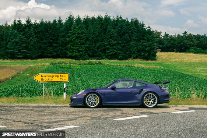 2017 Manthey Racing GT3 RS MR Lap Record Speedhunters by Paddy McGrath-1